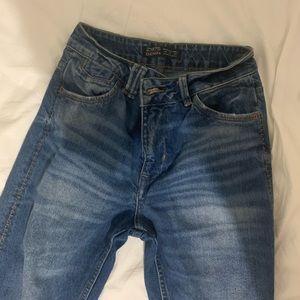 Zara Jeans - Zara boyfriend style jeans